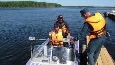 Смоленские спасатели усилили контроль за водоемами области