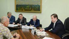 Алексей Островский поручил отремонтировать одну из улиц Смоленска