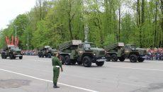 Фоторепортаж: в Смоленске состоялся парад Великой Победы