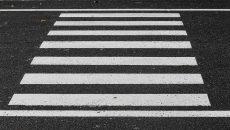 В Смоленске автоледи на «зебре» сбила пешехода