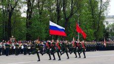 В Смоленске прошел парад Победы