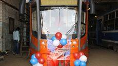 В Смоленске отправится в рейс «Трамвай Победы»