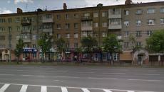 В центре Смоленска водитель иномарки сбил пенсионерку на велосипеде