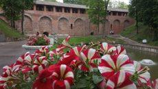В Смоленске преобразился «Лопатинский сад»