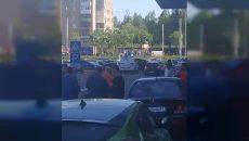 В Смоленске эвакуировали несколько торговых центров