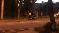 Стали известны подробности страшного ДТП с мотоциклом в Смоленске