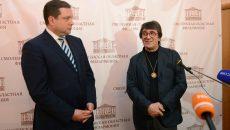 Юрий Башмет: «Для нас, музыкантов, Глинка – это все!»