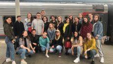 Смоленские студенты отправились на финал «Российской студенческой весны»