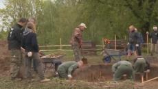Телеканал «Культура» рассказал о российско-французских археологических раскопках в Смоленске
