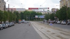 В Смоленске стартовал масштабный ремонт трамвайных путей в центре города