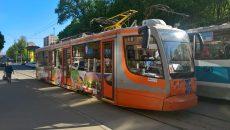 Стало известно, когда перестанут ходить трамваи в связи с ремонтом проспекта Гагарина в Смоленске