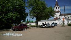 Алексей Островский поручил благоустроить сквер у церкви Петра и Павла в Смоленске с учетом мнения горожан