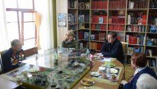 Алексей Островский встретился со смоленскими ветеранами