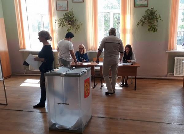 В Смоленской области стартовали выборы депутатов сельских поселений