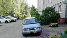В Смоленске пешеход отомстил автохаму за парковку возле подъезда