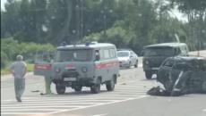 В Страшном ДТП с фурой под Смоленском погиб водитель