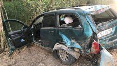В серьезном ДТП под Смоленском пострадала женщина