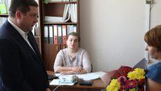 Алексей Островский поручил наладить работу автолавки и ФАП для тёмкинских деревень