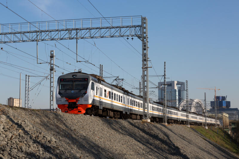 Между Смоленском и Москвой будут курсировать 10-вагонные «Ласточки» с тремя классами обслуживания