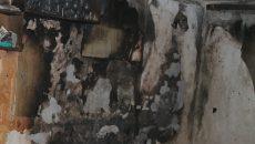 В Смоленске вспыхнул пожар в многоэтажке на улице Шевченко. Есть пострадавшая