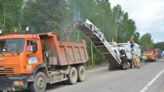 В Смоленской области проверили качество ремонта трассы М-1