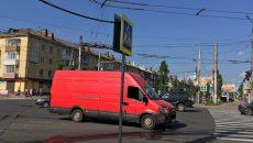 В Смоленске жёсткое ДТП произошло на «перекрёстке трёх дорог»