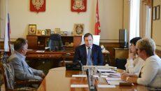 Алексей Островский поручил проверить региональные и районные больницы