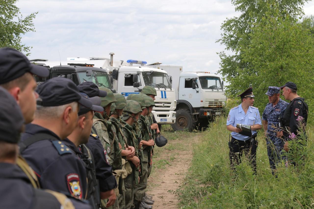 Под Смоленском пресекли деятельность «лагеря по подготовке террористов-смертников»