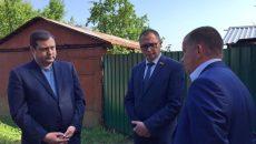 Алексей Островский потребовал ликвидировать старые свалки мусора в Смоленске