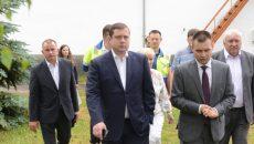Алексей Островский провёл рабочее совещание по модернизации очистных сооружений Гагарина