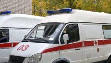 Под Смоленском водитель задним ходом сбил пешехода и скрылся с места аварии