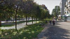 В Смоленске на улице Октябрьской революции появятся тренажеры