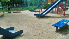 В Смоленске начали ремонт в школах и на детских площадках