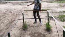 Под Смоленском нашли «воображаемую» детскую площадку