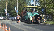 «Смоленскавтодор» начал ремонт дороги на Русилово