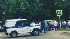Под Смоленском сбили двух пешеходов. Жуткое видео с места аварии — соцсети
