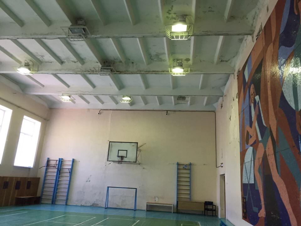 В Смоленске начали ремонт детской спортивной школы олимпийского резерва