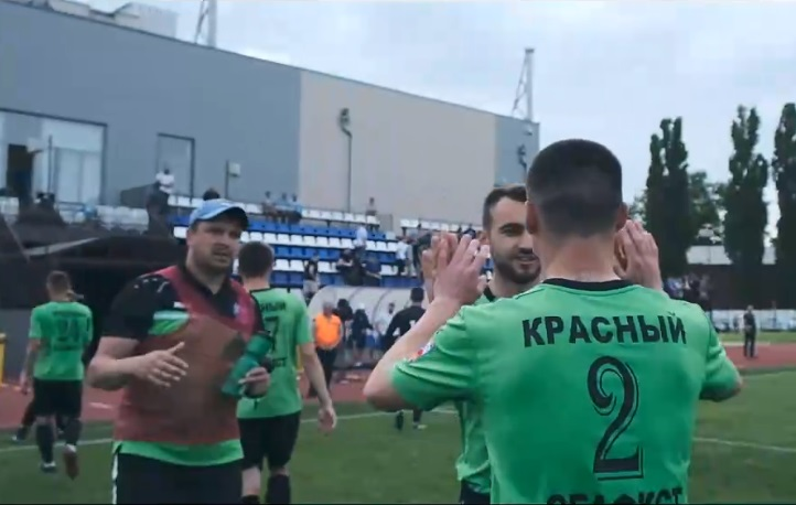 Смоленский «Красный-СГАФКСТ» обыграл молодежку ЦСКА
