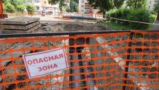 В Смоленске горячую воду более чем 250 домам вернут только 10 июля