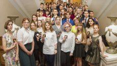 В Смоленске выпускникам школ вручили медали «За особые успехи в учении»