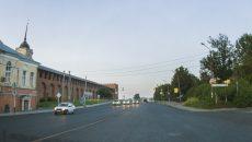 В Смоленске на части улицы Соболева уложили новый асфальт