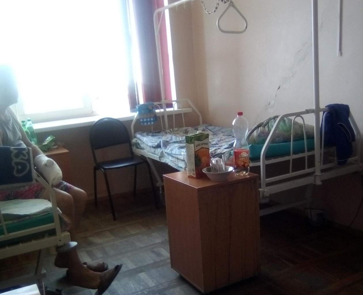 Во всех смоленских больницах проверили состояние матрасов и постельного белья