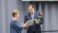 Алексей Островский поздравил работников архивной службы Смоленской области