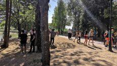 В Смоленске 16-летний подросток утонул в водоёме в «Соловьиной роще»
