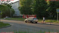 Под Смоленском водитель иномарки сбил пенсионерку на «зебре»