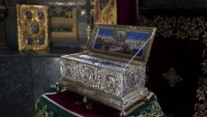 Смоляне смогут поклониться ковчегу с частью Пояса Пресвятой Богородицы