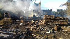 Под Смоленском соседи спасли при пожаре 85-летнюю пенсионерку