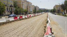 В Смоленске закроют движение по четной стороне проспекта Гагарина