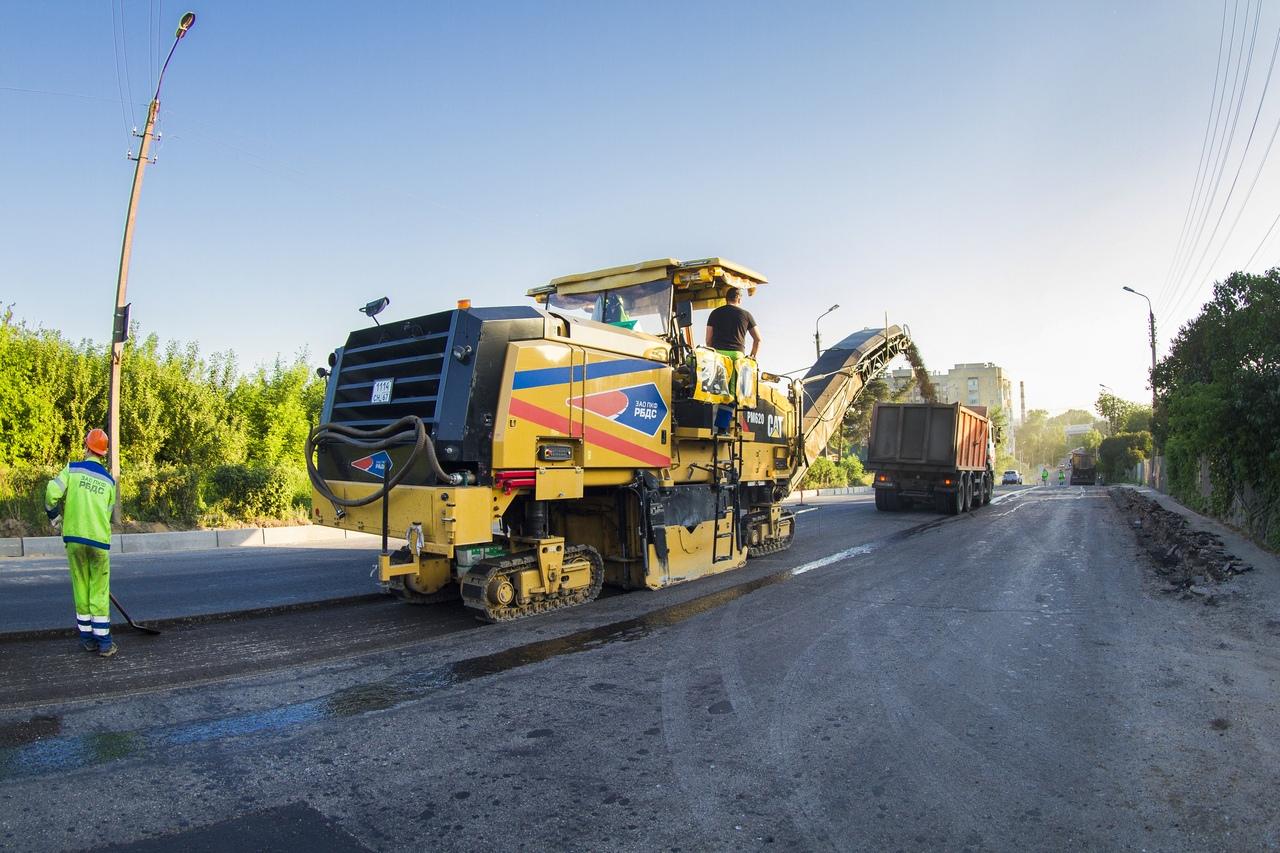Смоленские дорожники рассказали о ходе ремонта улиц