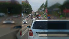 В Смоленске ограничили движение по улице из-за ремонта дорог – соцсети